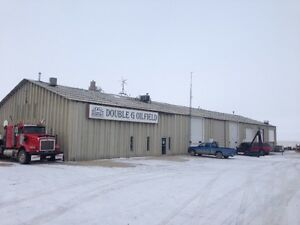 SHOP FOR LEASE IN KINDERSLEY,SK