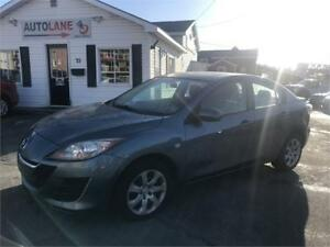 2010 Mazda 3 GX Sharp Car NEW MVI  Ready to go!
