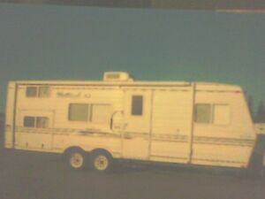 2003 Westwind Travel Trailer, WT260.