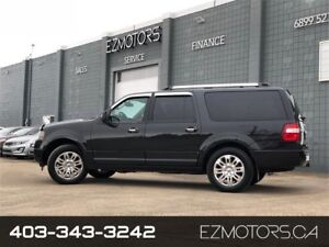 2011 Ford Expedition Max Limited|AWD|8 SEATER|NAV|1 OWNER