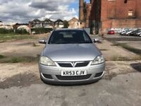 VAUXHALL CORSA DESIGN 1L SPARES AND REPAIRS