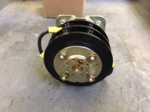 Electro Switch - Rotary Switch 2406C