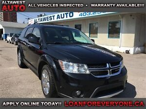 2013 Dodge Journey R/T FULLY LOADED AWD