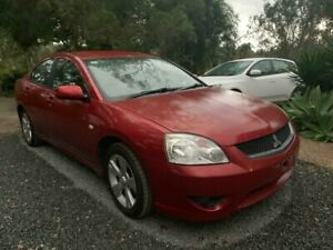 2007 Mitsubishi 380 DB Series III SX Sedan 4dr Spts Auto 5sp 3.8i Red Sports Automatic Sedan Sheldon Brisbane South East Preview