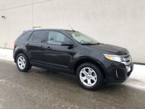 2013 Ford Edge SEL-FWD, SUNROOF, REVERSE CAMERA