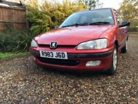 Peugeot 106 looking for an enthusiast