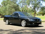 2003 Holden Ute VY SS Black 4 Speed Automatic Utility Murray Bridge Murray Bridge Area Preview
