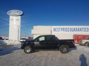 2016 Ford F-150 SPECIAL EDITION SPORT, TOW PACK, NAVIGATION, REM