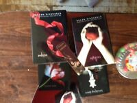 Twilight,New Moon, Eclipse & Breaking Dawn Collection