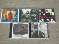 5 rock cds
