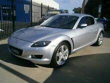 2005 Mazda RX-8  Sterling Silver Manual Coupe Dandenong Greater Dandenong Preview