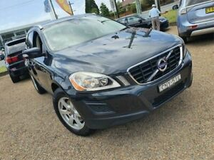 2013 Volvo XC60 DZ MY13 T5 PwrShift Grey 6 Speed Sports Automatic Dual Clutch Wagon Sylvania Sutherland Area Preview