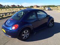 Volkswagen Beetle 1.6 Luna,2006,1 OWNER,FULL SERVICE,HISTORY,2 KEYS,HPI CLEAR