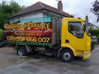 RUBBISH REMOVAL (COMMERCIAL, DOMESTIC) WASTE DISPOSAL. WAIT&LOAD