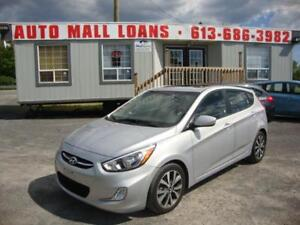 2017 Hyundai Accent SE *PAY ONLY $54 WEEKLY OAC* 3 IN STOCK!