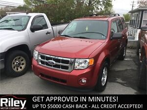2012 Ford Escape XLT STARTING AT $130.37 BI-WEEKLY