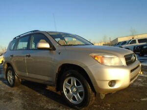 2007 Toyota RAV4-4WD--ONE OWNER-EXCELLENT SHAPE IN AND OUT