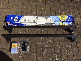 Montblanc roof bars and fitting kit 401N
