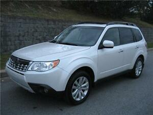 2011 SUBARU FORESTER 2.5X AWD TOURING TOIT PANO, AIR, MAGS, FULL