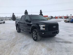 2016 F150 XLT-LOW KMS, LOTS OF UPGRADES!!
