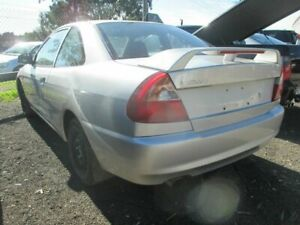 1999 Mitsubishi Lancer Silver Coupe Werribee Wyndham Area Preview
