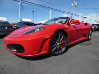 2008 FERRARI 430 F1 SPIDER (17,000 KM, $45,000 EN OPTIONS, WOW!)