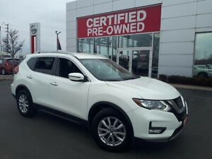 2017 Nissan Rogue SV FWD  ALLOY WHEELS, BACK UP