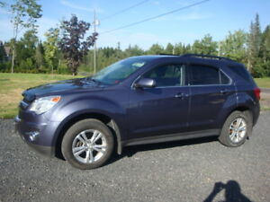 2013 Chev Equinox AWD still under 50k