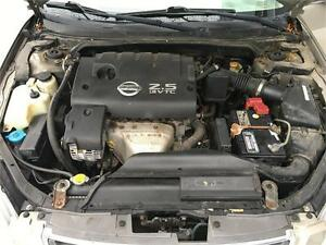 2003 Nissan Altima 2.5S, Cruise, AC, Changement huile, A1