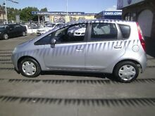 2006 Mitsubishi Colt RG MY07 ES Silver 5 SPEED Manual Hatchback Clyde Parramatta Area Preview