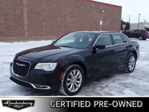 2018 Chrysler 300 AWD TOURING Accident Free,  Navigation (GPS),
