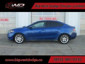 2013 Dodge Dart SXT| Alpine Sound| X-Warranty| Remote Starter| S