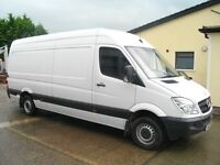 Mercedes Sprinter 313 LWB (Low Miles PX Considered)