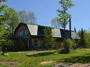 3 Bdrm Home w/ 40 Acres, Views, Barn, Guest House = Crazy Deal