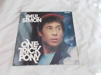 Vinyl LP One Trick Pony Paul Simon Warner Brothers WB 56846