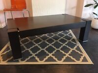 Furniture For Sale - Solid Wood Coffee Table, Mirrors and Two Restoration Projects