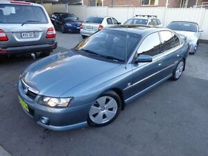 2005 Holden Calais VZ Grey 5 Speed Auto Active Select Sedan Sylvania Sutherland Area Preview