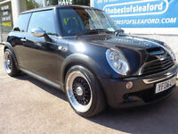 Mini Mini 1.6 Cooper S Low miles 87k £3230 of added extras P/X Swap