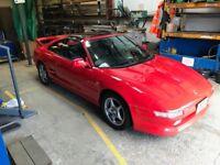 1998 Rev 5 Toyota MR2 T-Bar