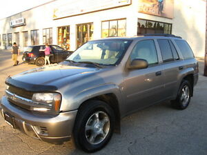 KROWN RUSTCHECKED  !!! 2008 CHEVY TRAILBLAZER