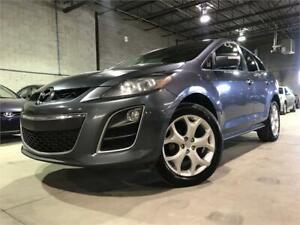 2011 Mazda CX-7 GT AWD/TOIT/CUIR/CAMER RECUL/BLUETH/CRUISE