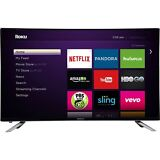 "Hitachi LE43A6R9 43"" Class 1080p LED HDTV with Roku Streaming Stick"