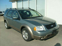 2005 Ford FreeStyle SUV, Crossover