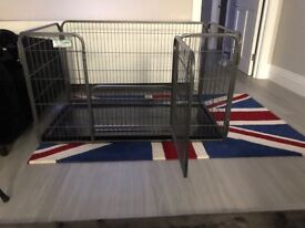Crufts dog play pen for sale