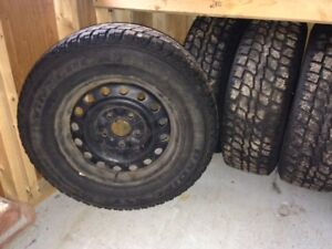 225x70x16 tires and rims