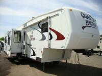 Fifth wheel Thor grand Jonction, modèle 33TRL, 2005, 37 pieds
