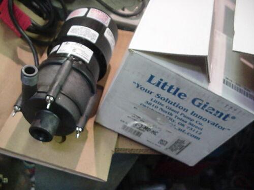 New NiB Little Giant 581614 TE-3-MD-HC Magnetic Drive Pump 230v