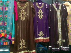 Pakistani & Indian Clothing & fabric,Best Prices/New dresses