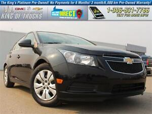 2014 Chevrolet Cruze 1LT Local   One Owner   PST Paid