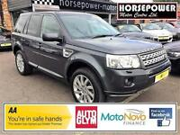 2011 Land Rover Freelander 2.2 SD4 HSE 4x4 5dr Diesel grey Automatic
